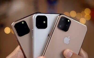 Nové iPhony uvidíme 10. septembra. Vie sa o nich už takmer všetko
