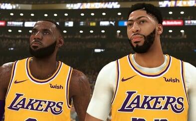 Nové NBA 2K20 to schytává ze všech stran. Na Steamu je pozitivních jen 13 % recenzí