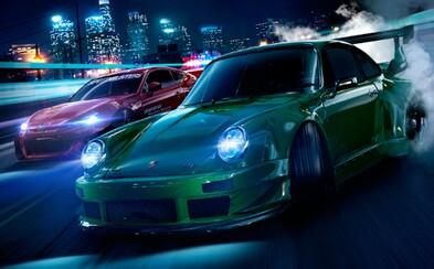 Nové Need for Speed ukazuje v driftovanie, hordy policajtov a hlavne kolosálny tuning!