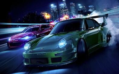 Nové Need for Speed vychází! Navnaďte se na ilegální závody a tuning posledním trailerem
