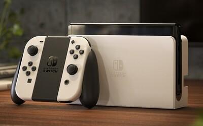 Nové Nintendo Switch má len vylepšený displej, no stojí viac ako Xbox Series S
