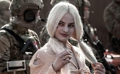 Nové obrázky zo Suicide Squad sa zameriavajú na tím zloduchov, Harley Quinn a akciu