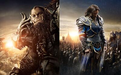 Nové plagáty pre Warcraft nás zoznamujú s hlavnými postavami - ako Orkmi, tak ľuďmi