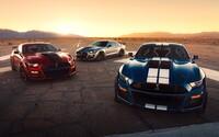 Nové Shelby GT500 je nejsilnějším Mustangem určeným pro běžné cesty v historii