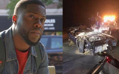 Nové správy o nehode Kevina Harta. Jeho kamarát jazdil bezohľadne a nemal zapnutý pás, potvrdila to po mesiaci kalifornská polícia