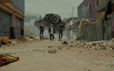 Nové štúdio Oats režiséra Neilla Blomkampa prichádza so svojím prvým teaser trailerom plným monštier! A nevyzerá to teda vôbec zle