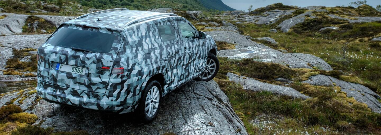 Nové SUV od Škody se pomalu odhaluje. Zde je 5 důvodů, proč bude Kodiaq pro značku přelomový