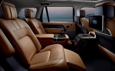 Nové technológie, silné motory či maximálny luxus. Ranger Rover vynovuje svoje vlajkové lode