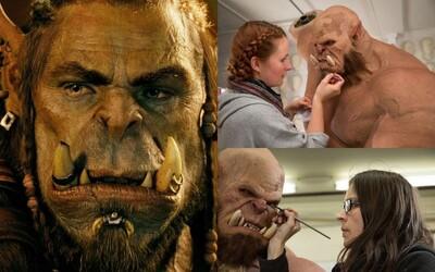 Nové video zo zákulisia Warcraftu odhaľuje proces výroby, veľkolepé triky a kolosálnu bitku medzi ľuďmi a Orkami