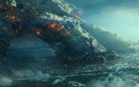 Nové zábery pre pokračovanie Dňa nezávislosti sú predzvesťou návratu mimozemšťanov a globálnej deštrukcie