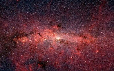 Nové zistenia dokazujú, že vedci našej galaxii možno nerozumejú až tak dobre. Mliečna dráha je aktívnejšia, než si mysleli