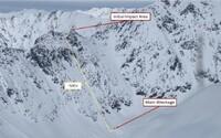 Nové zprávy o Kellnerově nehodě: V kabině vrtulníku nehořelo, pilot před nárazem manévroval nad horským hřebenem