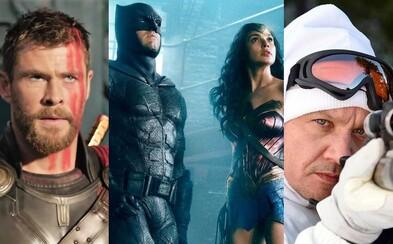 """November v kinách: najvtipnejšia marvelovka s Thorom a Hulkom, veľkolepé Justice League či """"oscarovky"""" Wind River a Vražda v Orient Exprese"""
