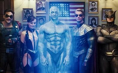 Noví hrdinovia, ale aj Trump, Mayová či Putin. Seriálová verzia kultového komiksu Watchmen bude originálnym príbehom zo súčasnosti