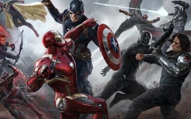 Novinky zo sveta Marvelu: O Hulkovom sóle, Spider-Manovi, Civil War, Infinity War a Star-Lordom otcovi