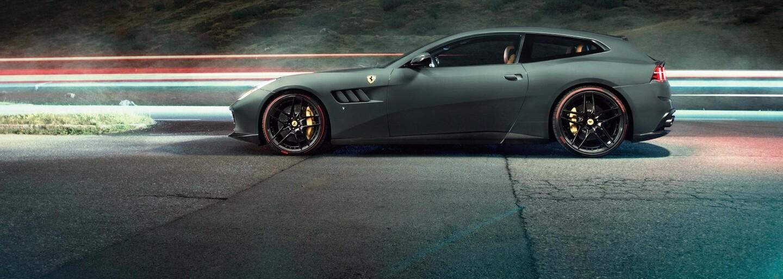 Novitec si vzal do parády elegantní Ferrari. Výsledek? Atraktivnější vzhled, 709 koní a brutální zvuk