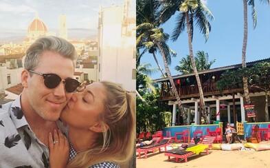Novomanželia sa na medových týždňoch opili z rumu až tak, že rovno kúpili hotel, v ktorom bývali