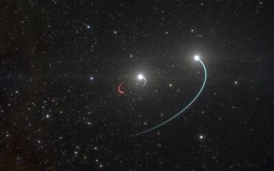 Novoobjavená čierna diera je pri Zemi najbližšie zo všetkých. Vzdialená je len 1000 svetelných rokov