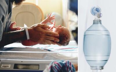 Novorozenec v Austrálii zemřel hodinu po narození. Namísto kyslíku ho připojili na rajský plyn