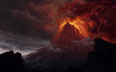 Novozélandská Hora osudu známa predovšedkým z trilógie Pána prsteňov môže čoskoro vybuchnúť!