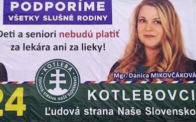 Novozvolená poslankyňa za ĽSNS ponúkla svoj mandát. S manželom vyhľadávali bisexuálne radovánky, strana je pritom kritická k LGBTI