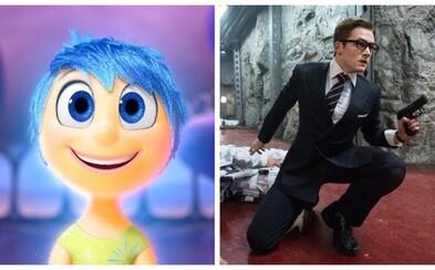 Novú pixarovku Soul zrežíruje autor Up a Inside Out. Spoločne s prequelom King's Man dorazia v roku 2020