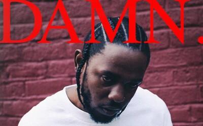 Nový album Kendricka Lamara s názvom DAMN. je vonku. Vypočuj si ho