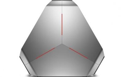 Nový Alienware Area 51 s vyšperkovaným dizajnom a nadupanými vnútornosťami