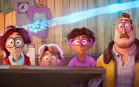 Nový animák od Netflixu konkuruje Pixaru. Rozhnevaná rodina v ňom bude musieť čeliť invázii robotov