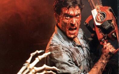Nový Ash vs Evil Dead trailer príjemne prekvapí návratom k hororovému hitu Sama Raimiho