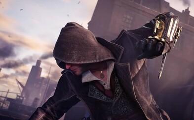 Nový Assassin's Creed odhalen. Podíváme se do špinavého viktoriánského Londýna a zahrajeme si i za ženu