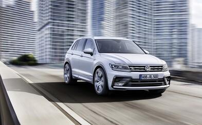 Nový, atraktívne vyzerajúci Volkswagen Tiguan spolu s 240-koňovým Bi-TDI je realitou