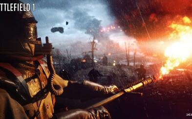 Nový Battlefield nás po rokoch čakania zavedie do prvej svetovej vojny plnej tankov, ohňa a bolesti