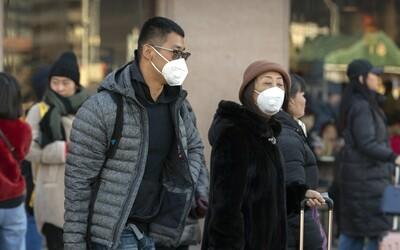 Nový čínský virus je přenosný z člověka na člověka. V Číně už zabil 4 lidi