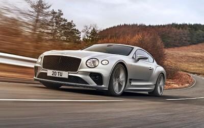 Nový Continental GT Speed je údajne najdynamickejší model v histórii značky, Bentley však zavádza
