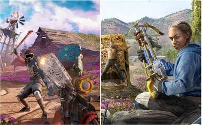 Nový díl Far Cry tě vrhne do postapokalyptického světa po výbuchu bomby. Sleduj první ukázky ze hry