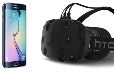 Nový Galaxy S6, HTC One i virtuální realita: MWC 2015 posunulo technologie do dalšího levelu