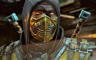 Nový gameplay trailer pre Mortal Kombat X je extrémne brutálny, nostalgický a zábavný
