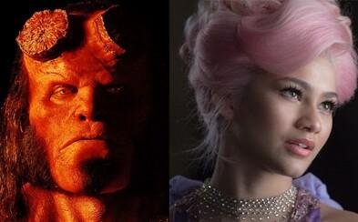 Nový Hellboy bude komplexnou a komplikovanou postavou a Malú morskú vílu si možno zahrá Zendaya