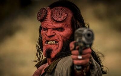 Nový Hellboy je príšerný prepadák. V USA naň kašlú, kritici aj diváci naň pľujú a radšej idú na Cyntoryn zvieratiek (Box Office)