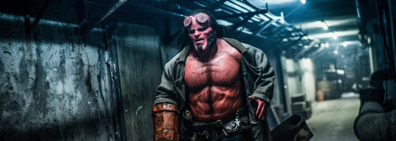 Nový Hellboy je příšerný propadák. V USA na něj kašlou, kritici i diváci radši chodí na Řbitov zviřátek