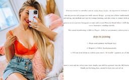 Nový hit na Instagramu: Influenceři si nechávají platit za to, že je můžeš sledovat