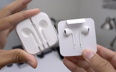 Nový iPhone 12 už nebude mít v balení klasická drátová sluchátka. Apple chce, aby sis dokoupil AirPods