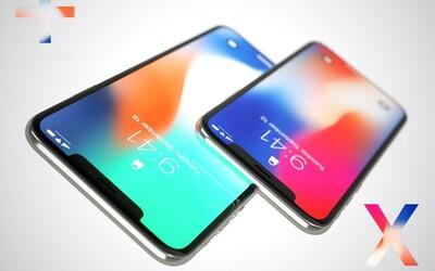Nový iPhone X, iPhone X Plus a iPad Pro s Face ID. Takový bude zřejmě rok 2018