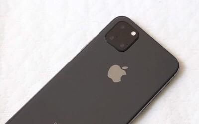 Nový iPhone XI prý dostane 3 fotoaparáty a radikálně změní svůj design
