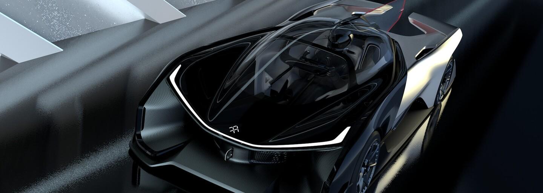 Nový konkurent Tesly predstavil svoj prvý automobil. 1000 koní, z 0 na 100 pod 3 sekundy, ale žiadna sériová výroba