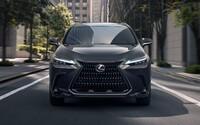 Nový Lexus NX je vôbec prvý plug-inový hybrid značky, má až 306 koní