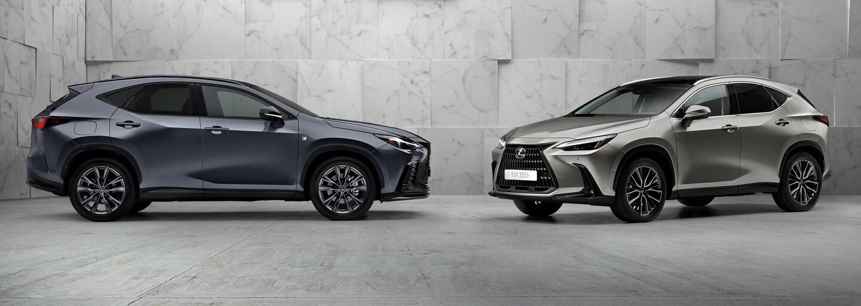 Nový Lexus NX je vůbec první plug-in hybrid značky, má 306 koní