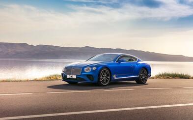 Nový luxusný Continental GT opäť o čosi posilnil, zhodil na váhe a hlavne nabral na kráse
