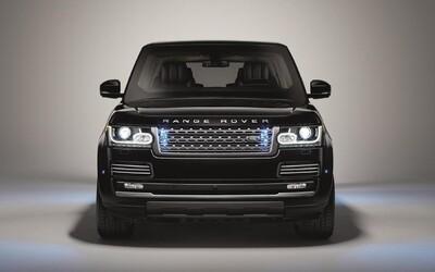 Nový luxusný Range Rover v pancierovej verzii odolá ostreľovačom, granátom a aj 15 kg TNT!